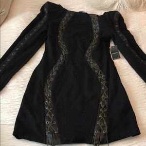 Gorgeous BEBE dress NWT size med
